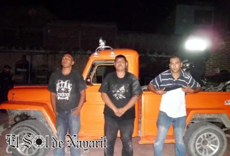 Capturan A Responsables De Narco Bloqueos En Jalisco El