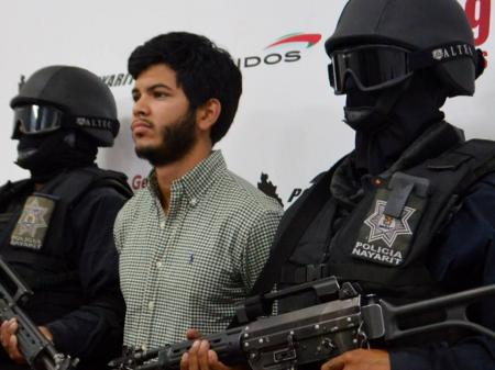 capturan a ladr243n involucrado en cuantioso robo a escuela