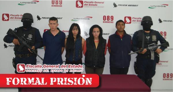 """Por secuestro """"exprés"""" se quedarán en el penal de Tepic - El Sol de Nayarit"""
