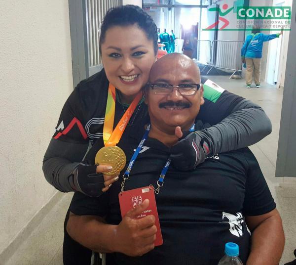 El México que estará en los Paralímpicos 2016
