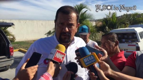 Denuncian PAN y PRD a gobernador de Nayarit ante la Fepade