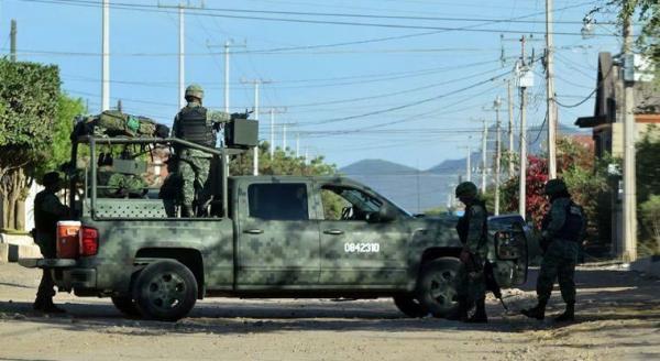 Nuevo enfrentamiento en Guamúchil deja 6 muertos
