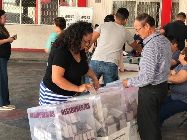 PRI y PAN se proclaman ganadores en Coahuila