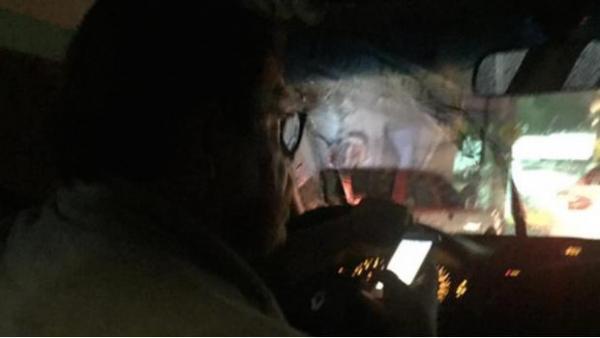 CDMX: Chofer de Uber muestra porno a pasajera y así terminó todo