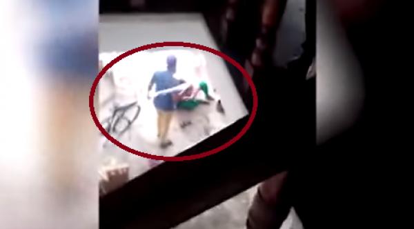 Golpean a mujer por dar a luz a una niña en India