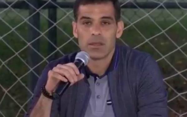 Federación Mexicana de Futbol colaborará en caso Rafa Márquez