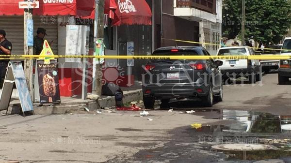 En 24 horas ejecutan a 11 personas en Tepic