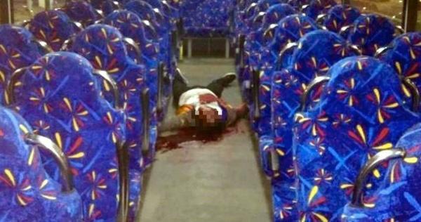 Hombre es asesinado por intento de robo a transporte público