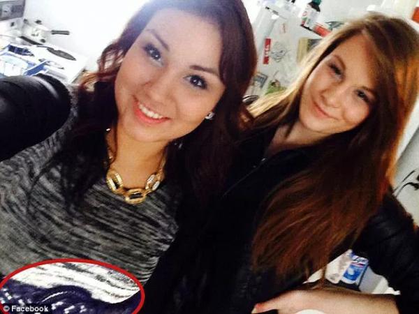 Mató a su mejor amiga, y una terrorífica selfie la delató