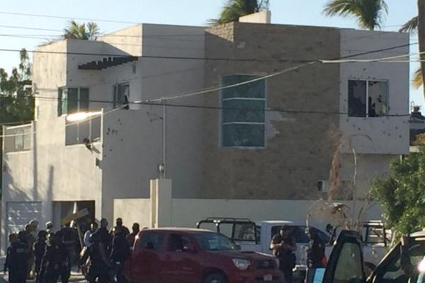 Detienen A Cinco Personas Tras Prolongada Balacera En La