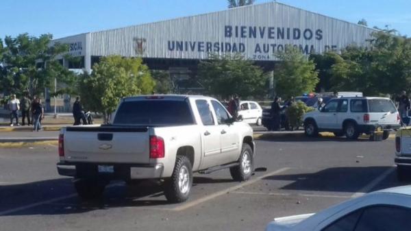 Acribillan a jefe policiaco en Sinaloa