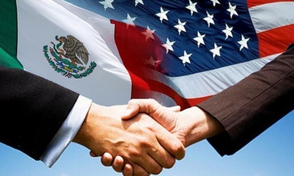 Resultado de imagen para negociacion entre mexico y estados unidos