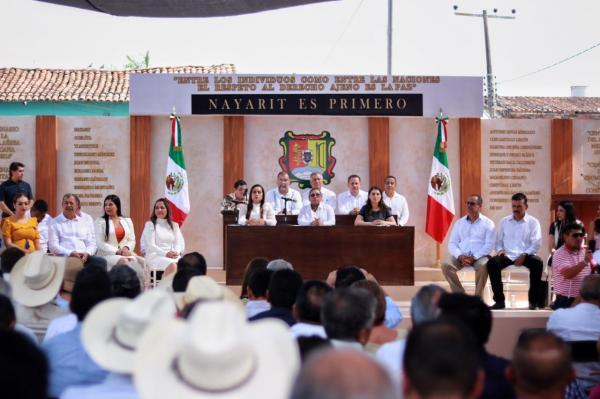 Resultado de imagen para Celebra Congreso 29 aniversario del municipio de Bahía de Banderas