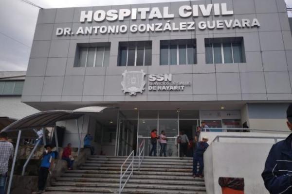 Urgencias del Hospital Civil de Tepic, opera de manera regular - El Sol de  Nayarit