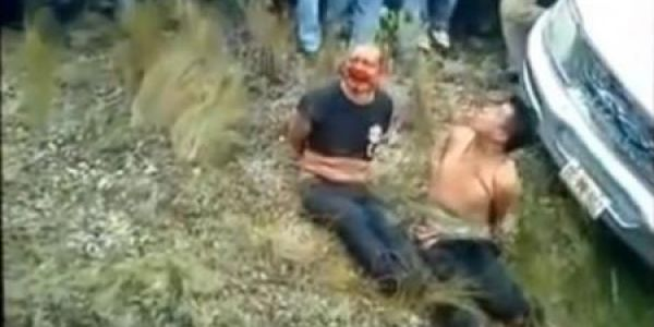 Nissan San Jose >> Comunidad prende fuego a dos personas en un municipio de ...
