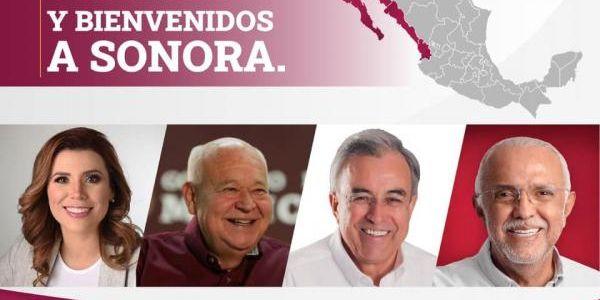 """Gobernadores electos formalizarán Alianza del Pacífico """"Noroeste Mexicano  en Transformación"""" - El Sol de Nayarit"""